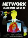 Affiche Network - Main basse sur la TV