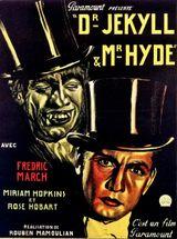 Affiche Dr. Jekyll et Mr. Hyde