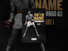Video de What's My Name: Muhammad Ali