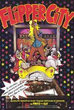 Affiche Flipper City