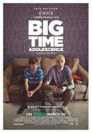 Affiche Big Time Adolescence