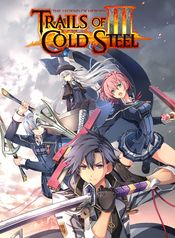 Jaquette The Legend of Heroes : Trails of Cold Steel III