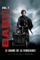 Affiche Baby Cart 1 : Le Sabre de la Vengeance