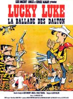 Affiche La Ballade des Dalton