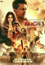 Affiche Baaghi 3