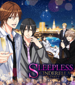 Jaquette Sleepless Cinderella: PARTY