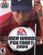 Jaquette Tiger Woods PGA Tour 2004