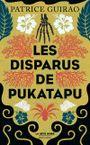 Couverture Les Disparus de Pukatapu