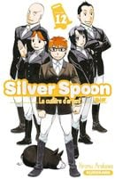 Couverture Silver Spoon, tome 12
