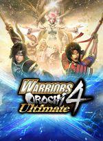 Jaquette Warriors Orochi 4 Ultimate