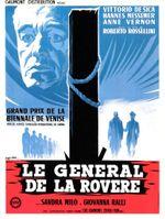 Affiche Le Général della Rovere