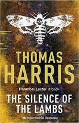 Couverture The silence of the lambs