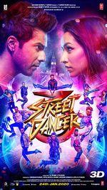 Affiche Street Dancer 3