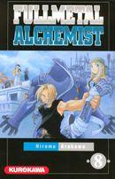 Couverture Fullmetal Alchemist, tome 8