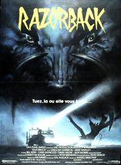 Affiche Razorback