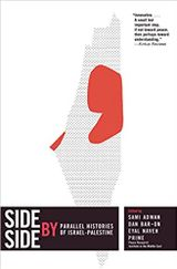 Couverture Side by Side: Parallel Histories of Israel-Palestine
