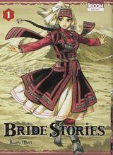 Couverture Bride Stories