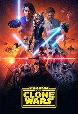 Affiche Star Wars: The Clone Wars