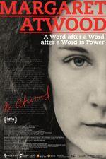 Affiche Margaret Atwood, de la force des mots