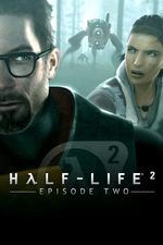 Jaquette Half-Life 2 : Episode Two