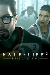 Jaquette Half-Life 2: Episode Two