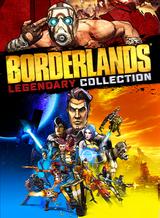 Jaquette Borderlands Legendary Collection