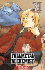 Couverture Fullmetal Alchemist (Édition reliée), tome 11