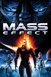 Jaquette Mass Effect
