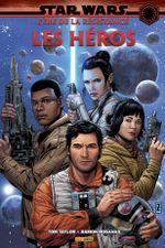 Couverture Star Wars - L'Ère de la Résistance : Les Héros