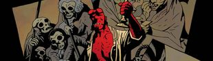 Cover Hellboy Univers