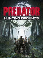 Jaquette Predator : Hunting Grounds