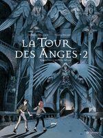 Couverture La Tour des Anges (2) - À la croisée des mondes, tome 2