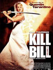 Affiche Kill Bill - Volume 2