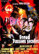 Affiche Freud - Passions secrètes