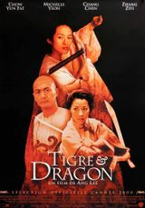 Affiche Tigre & Dragon