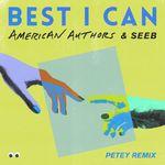 Pochette Best I Can (Petey remix)