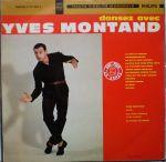 Pochette Dansez avec Yves Montand