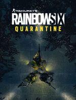 Jaquette Rainbow Six : Quarantine