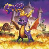 Jaquette Spyro The Dragon : Reignited