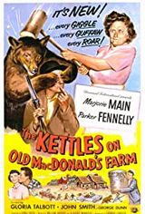 Affiche The Kettles on Old MacDonald's Farm