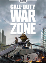 Jaquette Call of Duty: Warzone