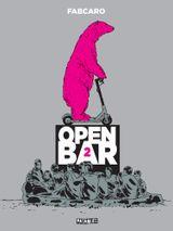 Couverture Open Bar : 2ème tournée