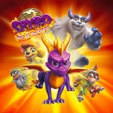 Jaquette Spyro : Year Of The Dragon – Reignited