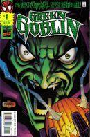 Couverture Green Goblin (1995-96 : #1-13)