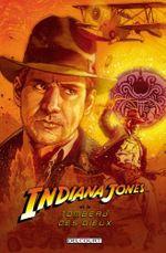 Couverture Indiana Jones et le Tombeau des Dieux