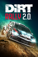 Jaquette DiRT Rally 2.0