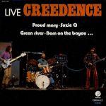 Pochette Live Creedence (Live)