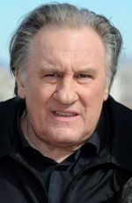 Photo Gérard Depardieu
