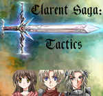 Jaquette Clarent Saga: Tactics