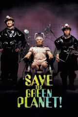 Affiche Save the Green Planet !